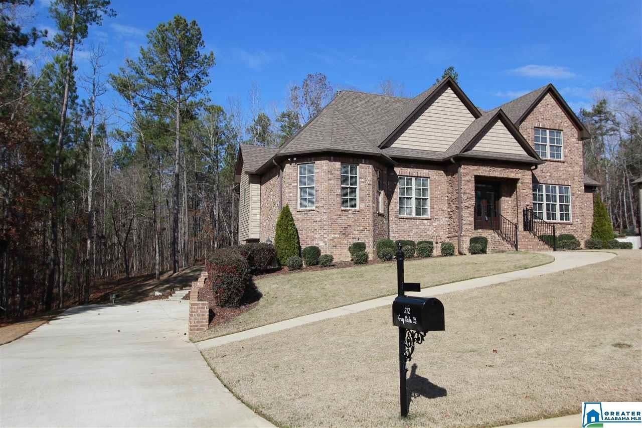 212 GREY OAKS CT, Pelham, AL 35124 - MLS#: 871611