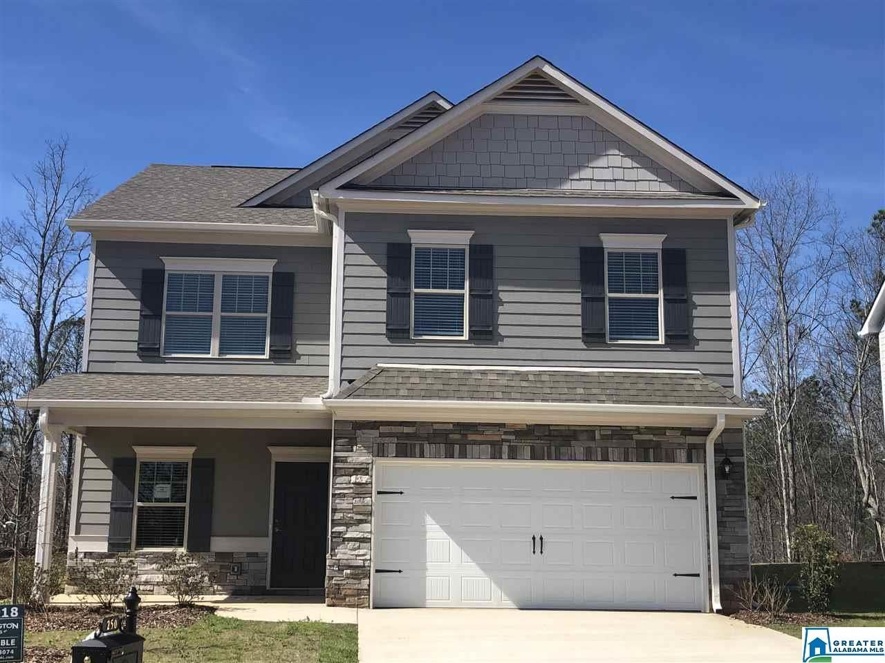 250 LAKERIDGE DR, Trussville, AL 35173 - #: 858617