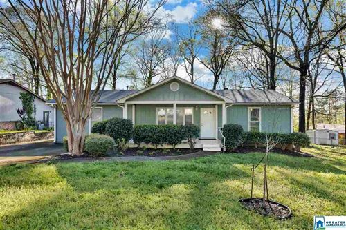 Photo of 2157 MOUNTAIN VIEW RD, IRONDALE, AL 35210 (MLS # 878626)