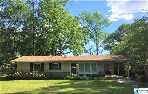 Photo of 1345 MONTICELLO ST, IRONDALE, AL 35210 (MLS # 889626)
