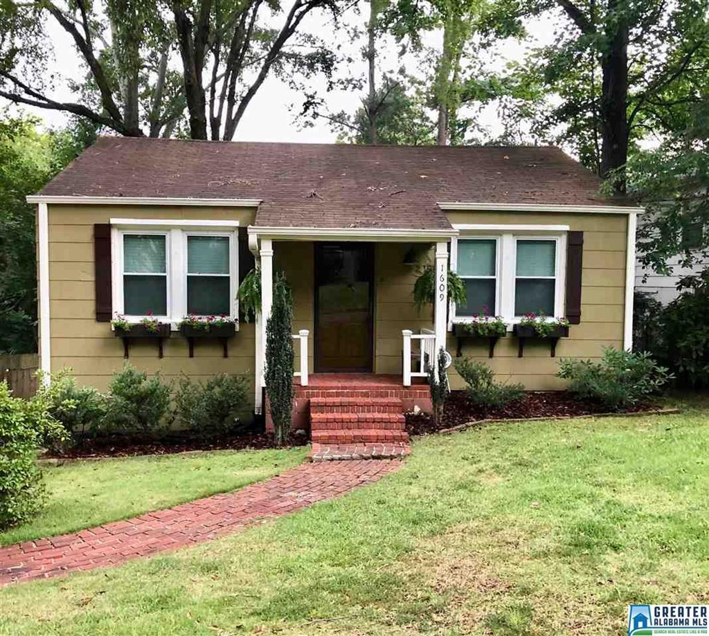 1609 Woodfern Dr, Homewood, AL 35209 - MLS#: 859634