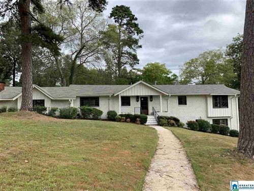 Photo of 3621 SPRING VALLEY RD, MOUNTAIN BROOK, AL 35223 (MLS # 865643)