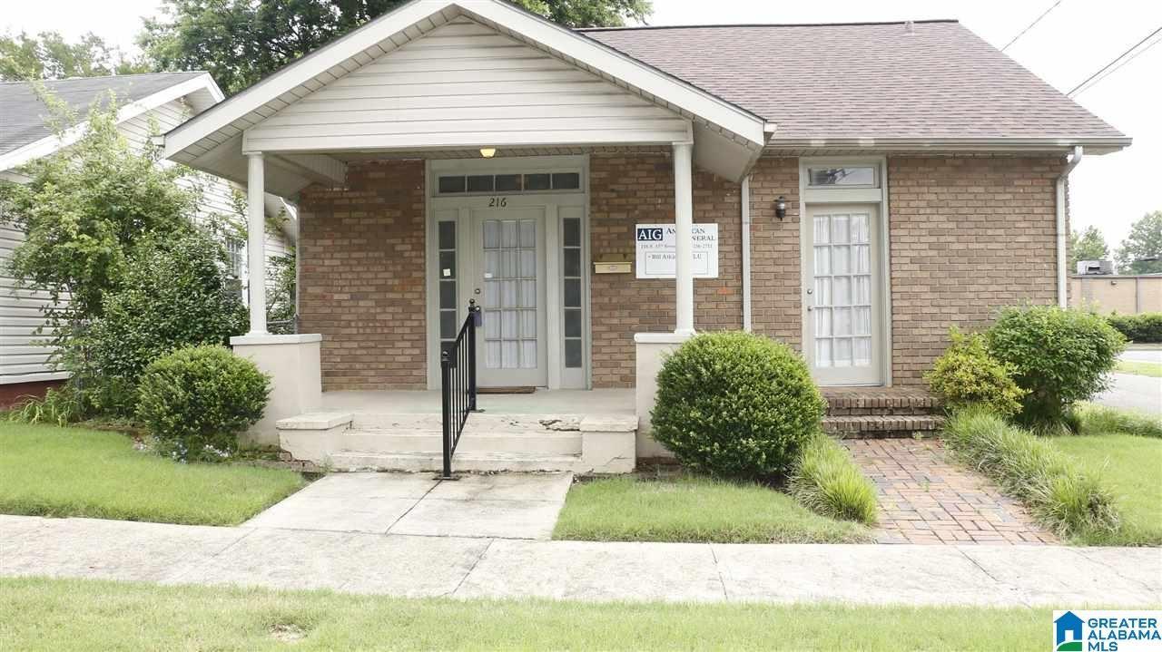 216 15TH STREET E, Anniston, AL 36207 - MLS#: 1288648