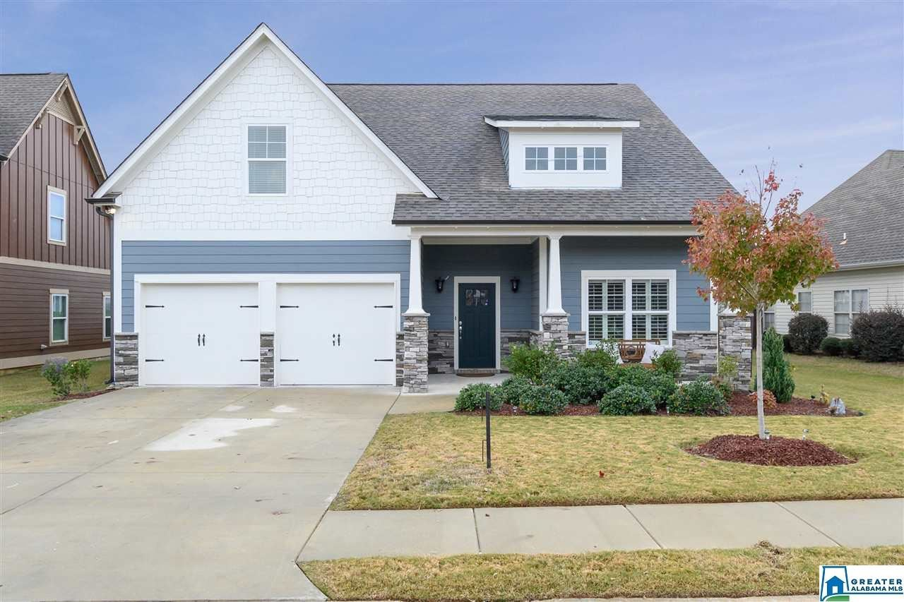 164 SHELBY FARMS DR, Alabaster, AL 35007 - #: 867649