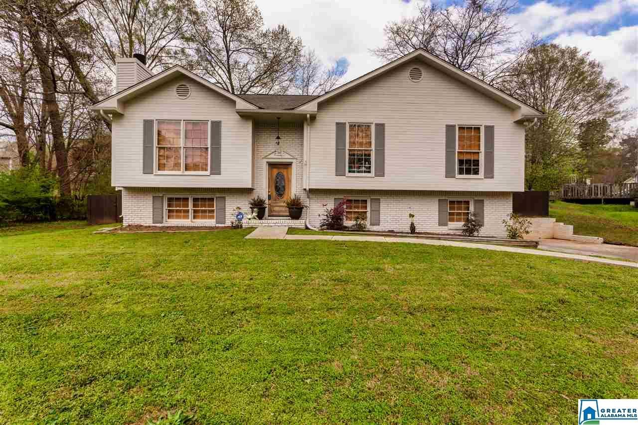 2644 CHESTNUT WAY, Pinson, AL 35126 - #: 877651