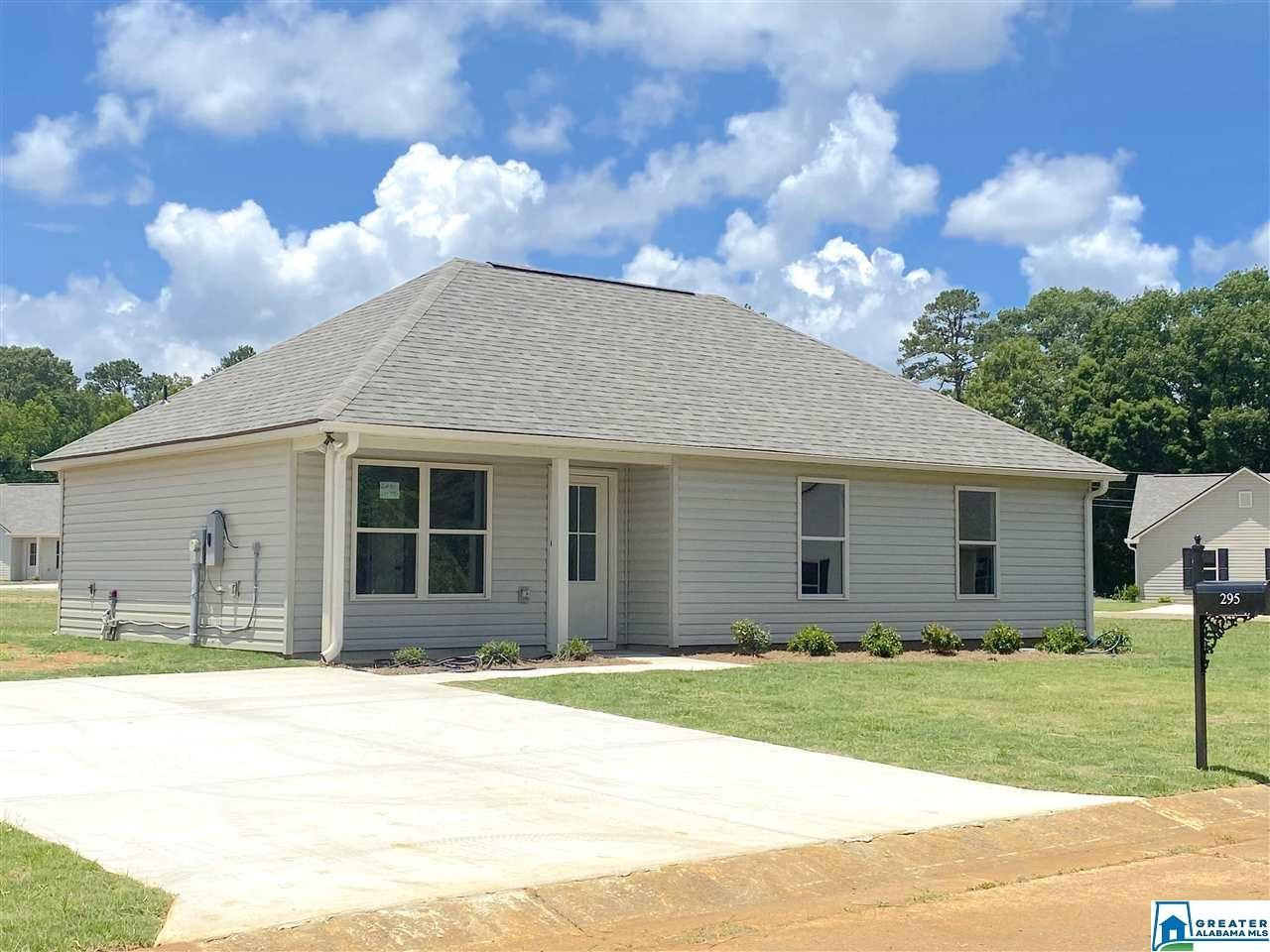 295 SUNLIGHT CIR, Talladega, AL 35160 - MLS#: 878654