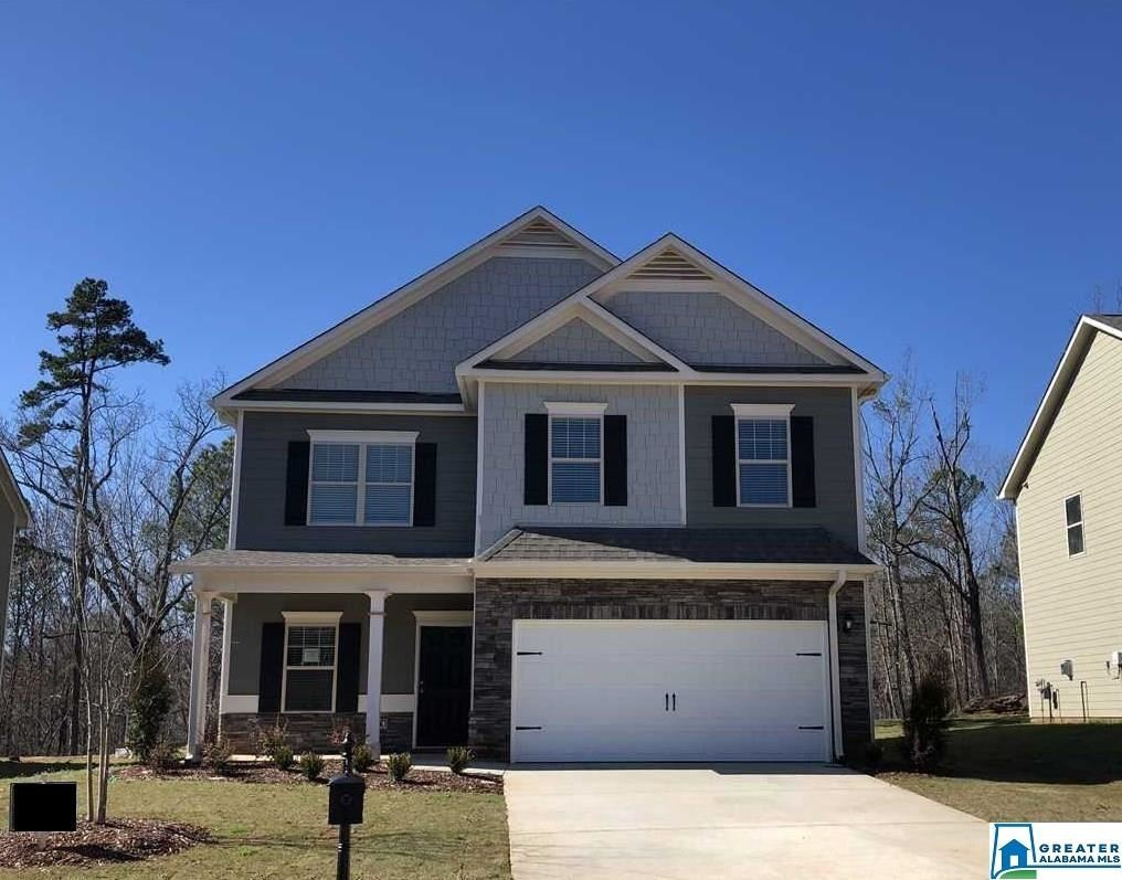 270 LAKERIDGE DR, Trussville, AL 35173 - #: 861659