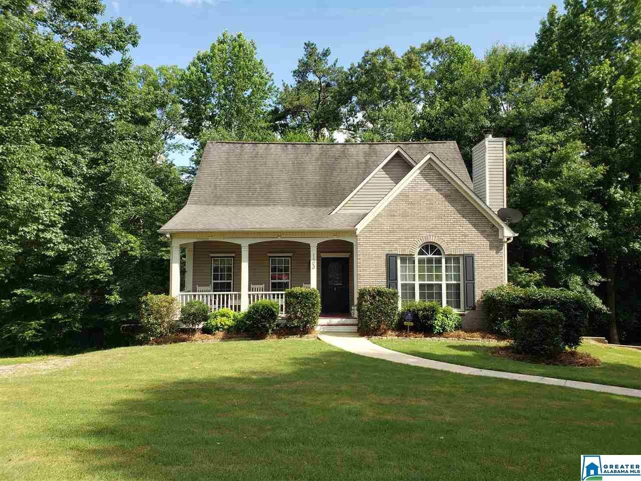133 TWIN OAKS CIR, Chelsea, AL 35043 - MLS#: 886663