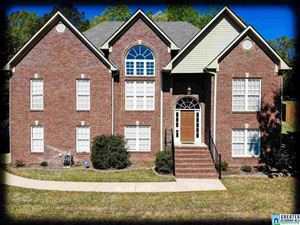 Photo of 6718 SCOOTER DR, TRUSSVILLE, AL 35173 (MLS # 845664)