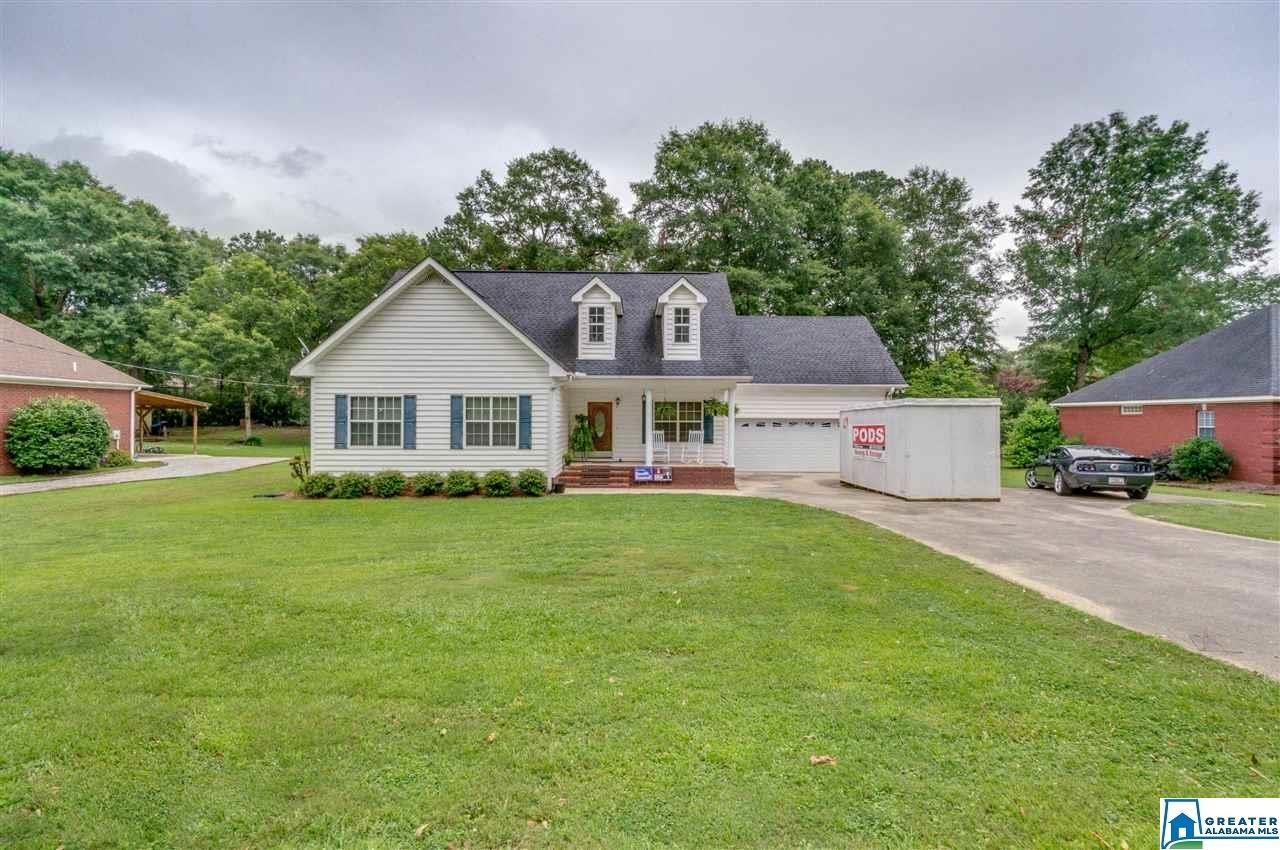 135 VILLAGE DR, Thorsby, AL 35171 - MLS#: 886671