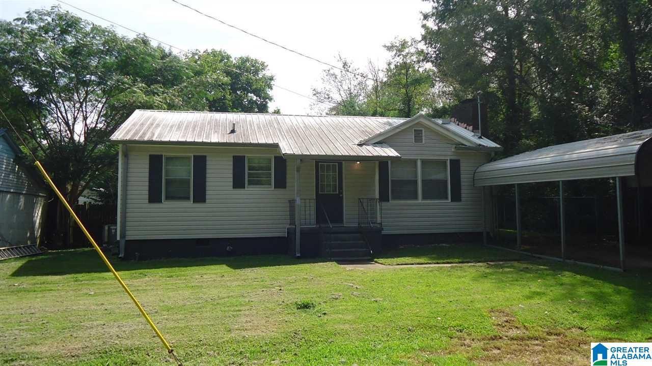 601 HILL STREET, Weaver, AL 36277 - MLS#: 1298673