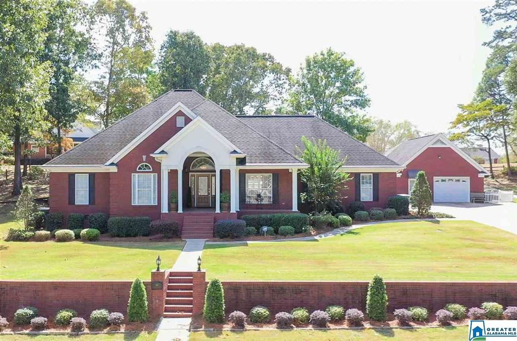 60 RILEY CIR, Thorsby, AL 35171 - #: 864674