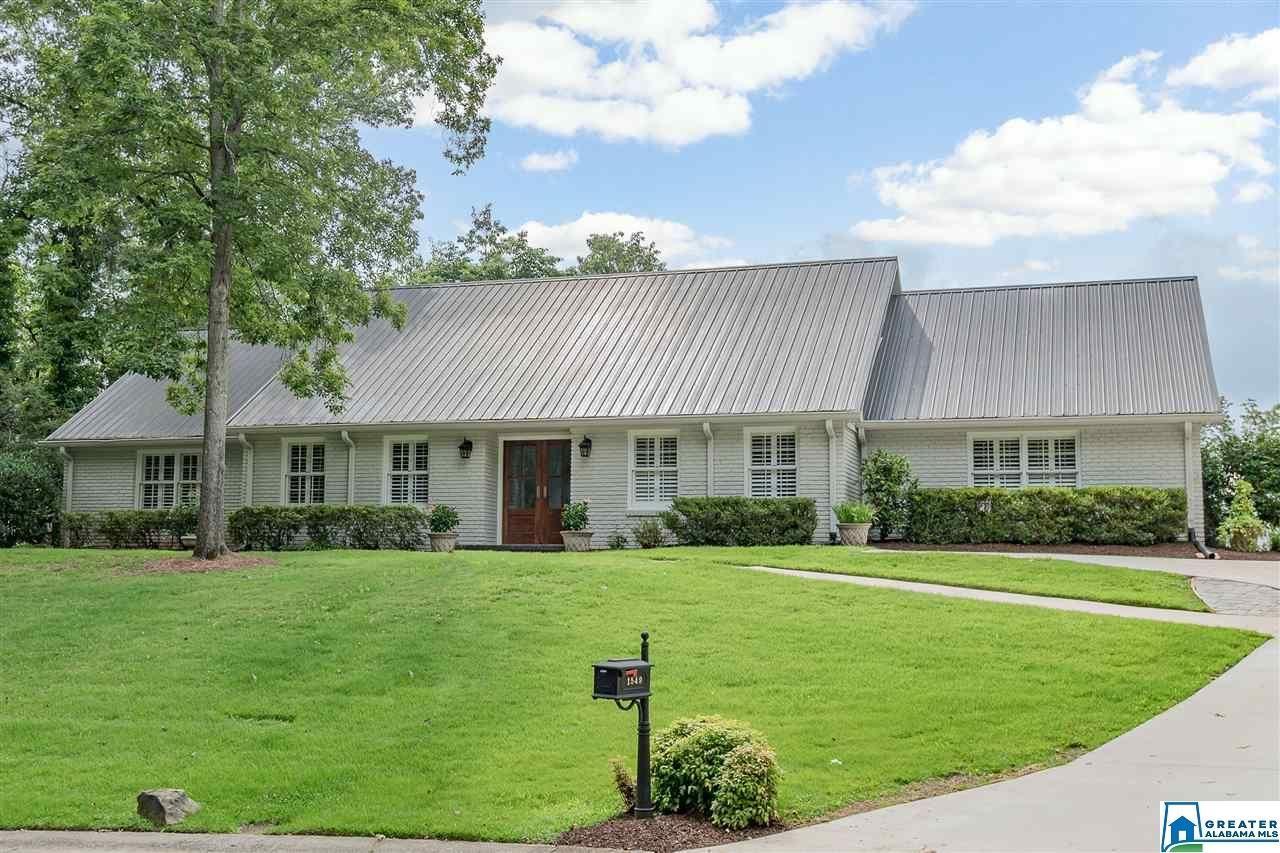 1549 PANORAMA DR, Vestavia Hills, AL 35216 - MLS#: 887683