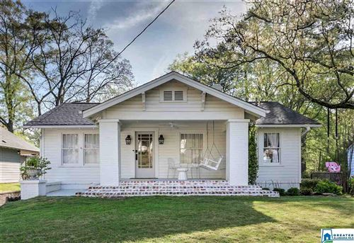 Photo of 531 BROADWAY ST, HOMEWOOD, AL 35209 (MLS # 878719)