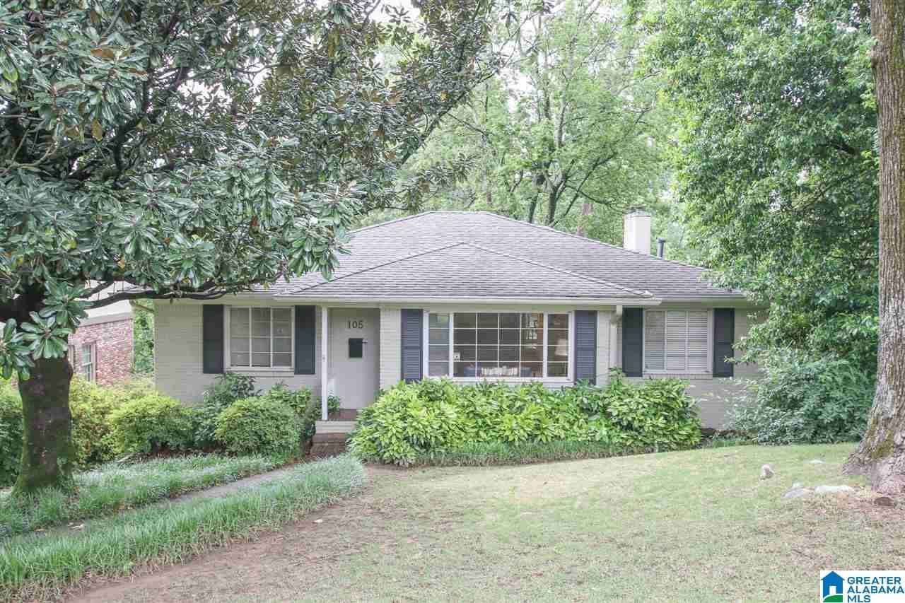 105 STRATFORD ROAD, Homewood, AL 35209 - MLS#: 1284733
