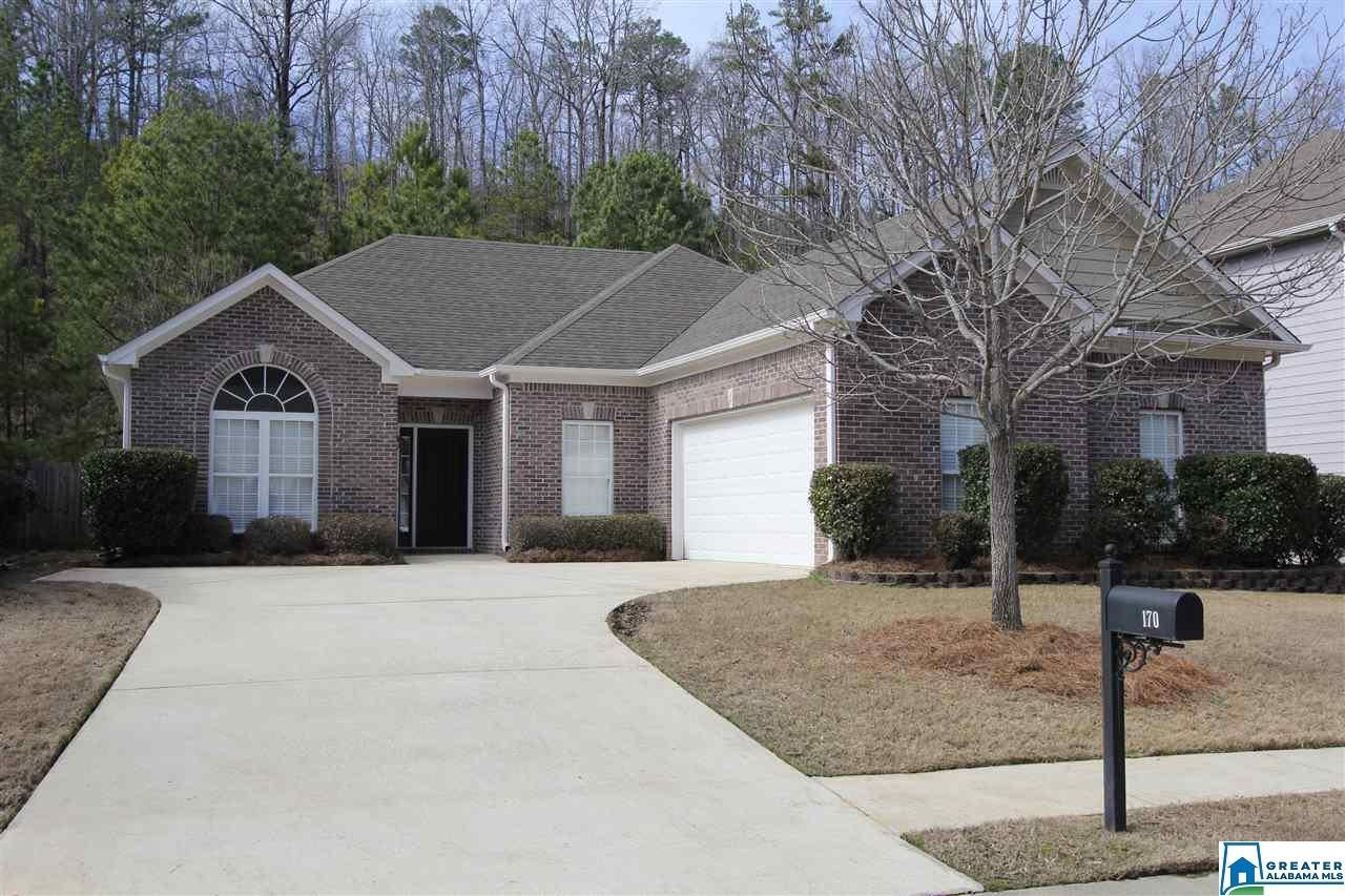 170 COVE LN, Pelham, AL 35124 - MLS#: 878739