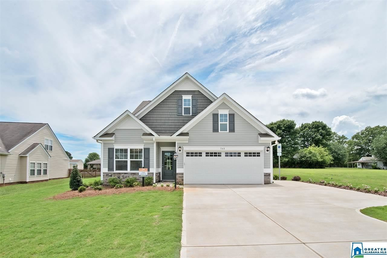 670 TWIN RIDGE CIR, Lincoln, AL 35096 - #: 868740