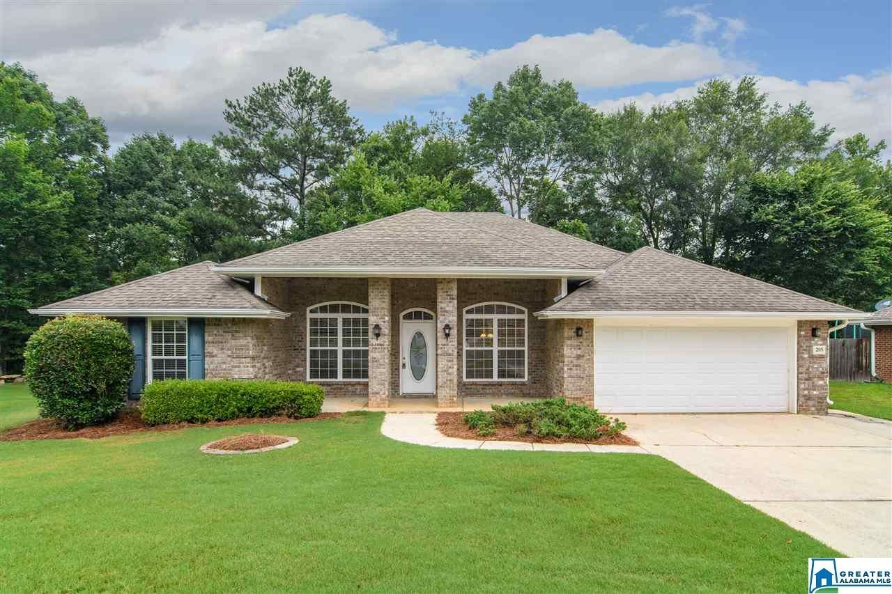 205 CEDAR MEADOW, Maylene, AL 35114 - MLS#: 886776