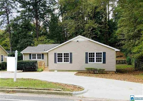 Photo of 1529 VALLEY AVE, HOMEWOOD, AL 35209 (MLS # 870777)
