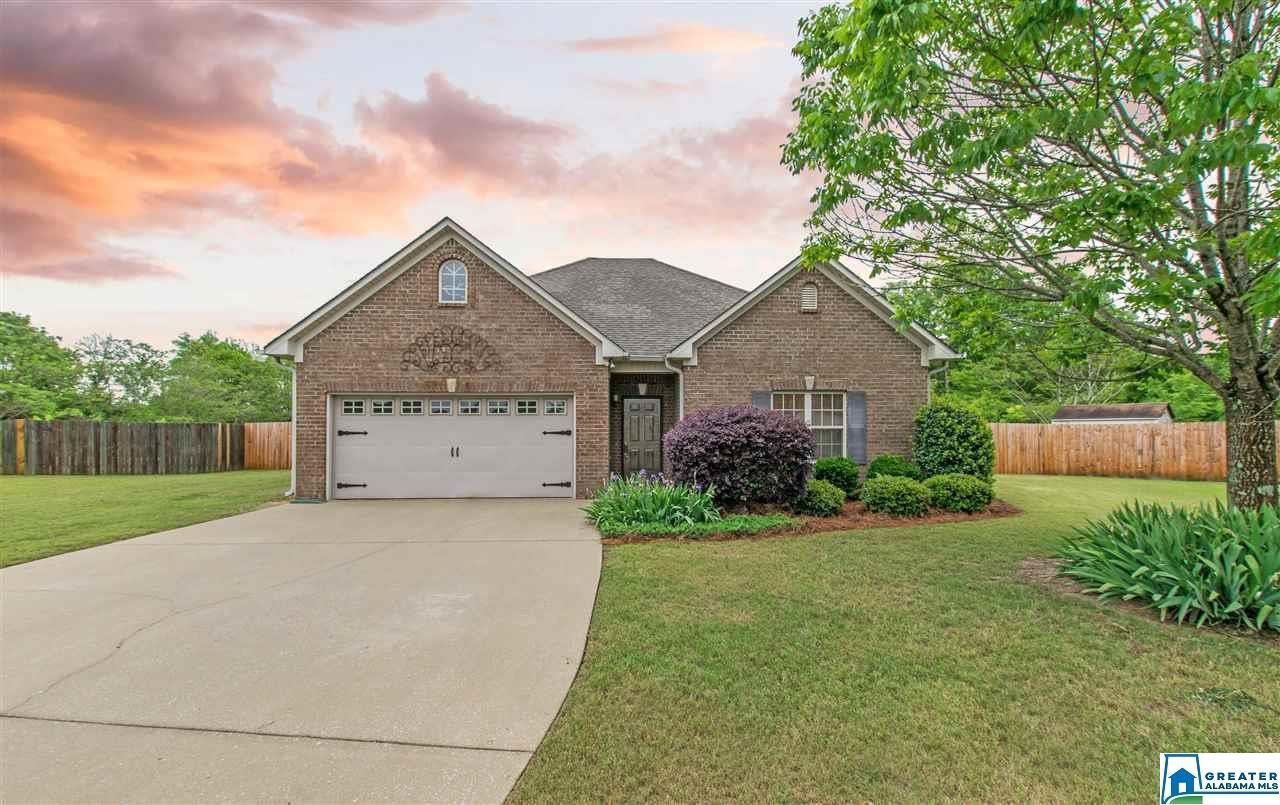 3156 HIDDEN FOREST COVE, Montevallo, AL 35115 - #: 880784