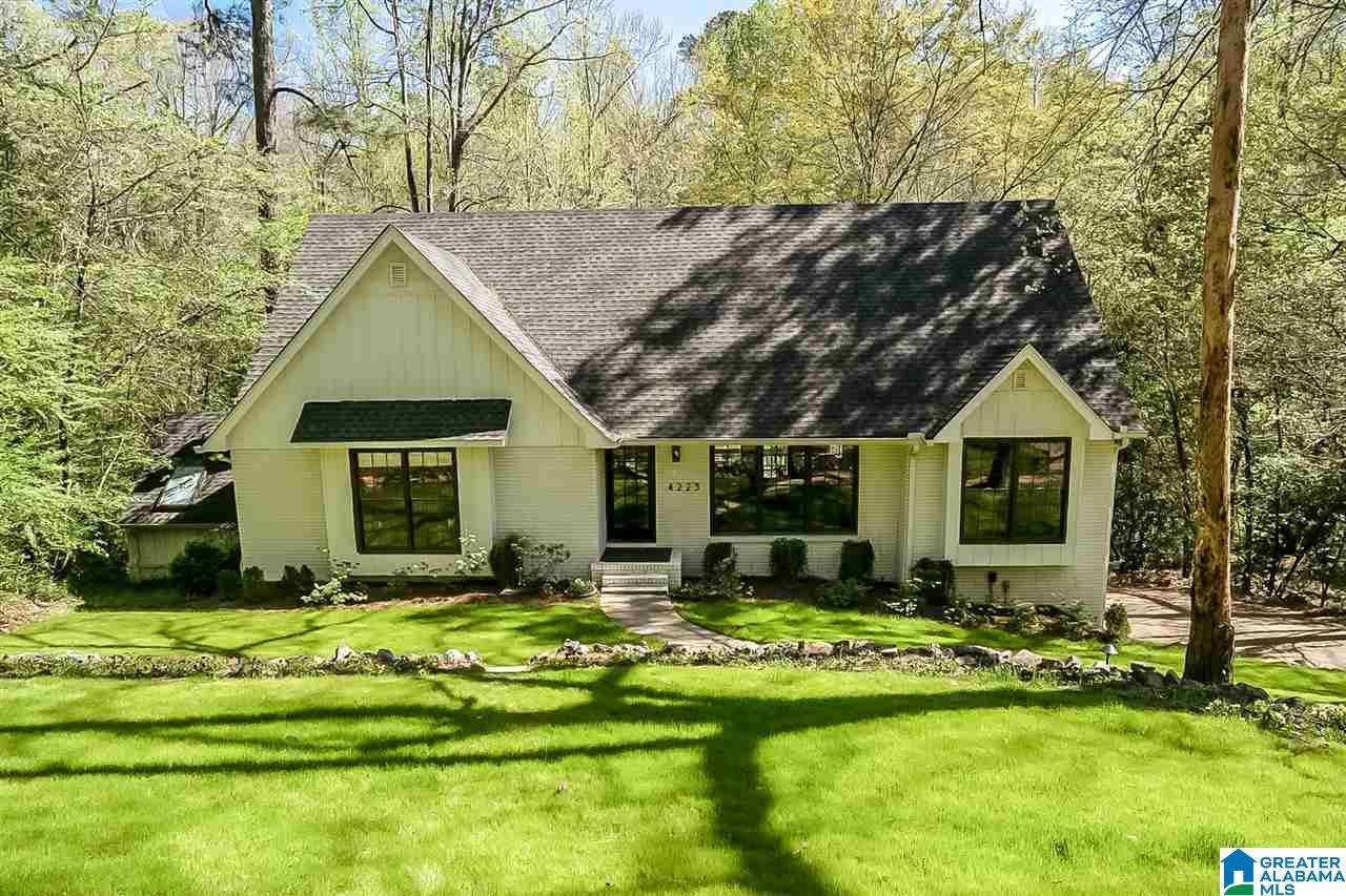 4223 OLD BROOK LANE, Mountain Brook, AL 35243 - MLS#: 1281786