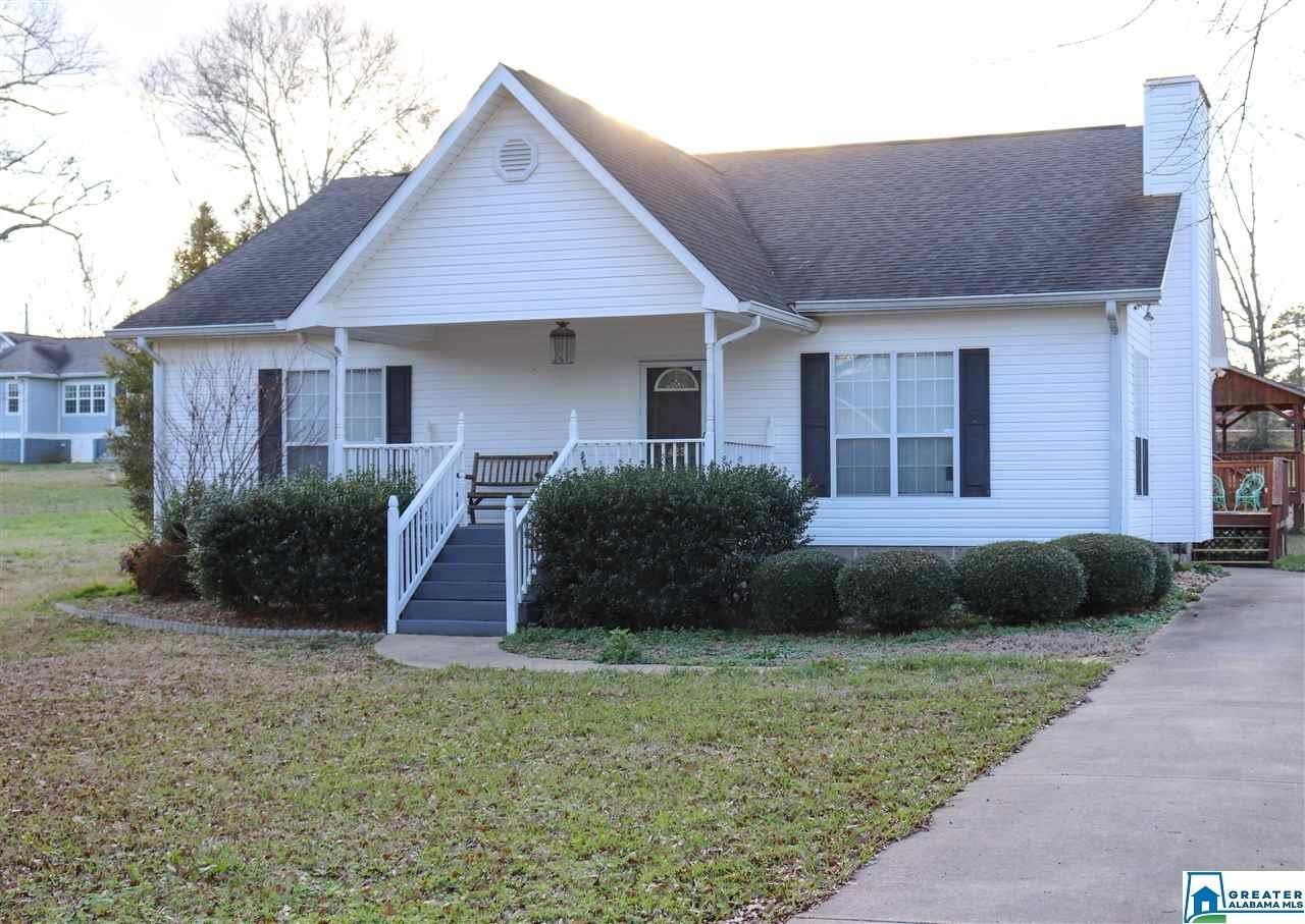 423 8TH AVE SW, Childersburg, AL 35044 - #: 870788