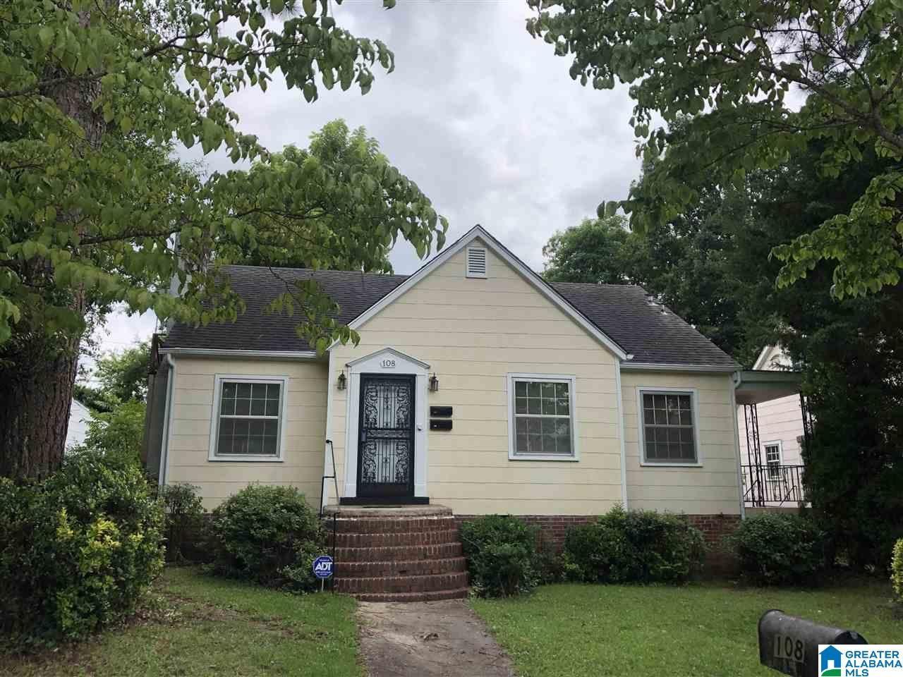 108 E 21ST STREET, Anniston, AL 36201 - MLS#: 1292789