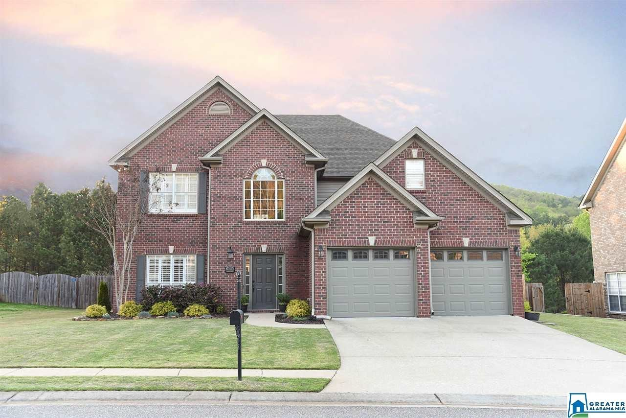 450 FOREST LAKES DR, Sterrett, AL 35147 - #: 879816