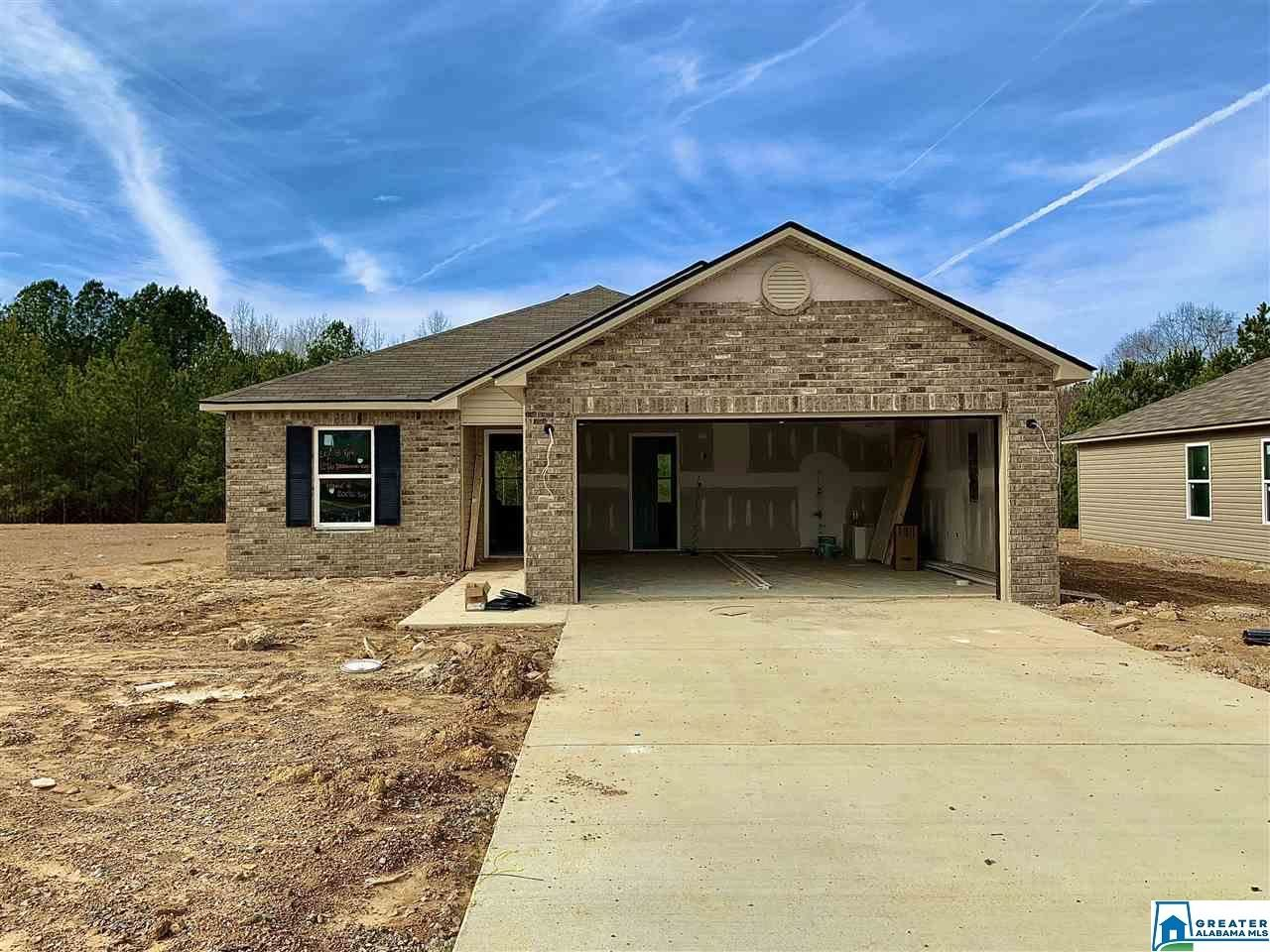 1296 DEERWOOD CIR, Pell City, AL 35125 - #: 862818