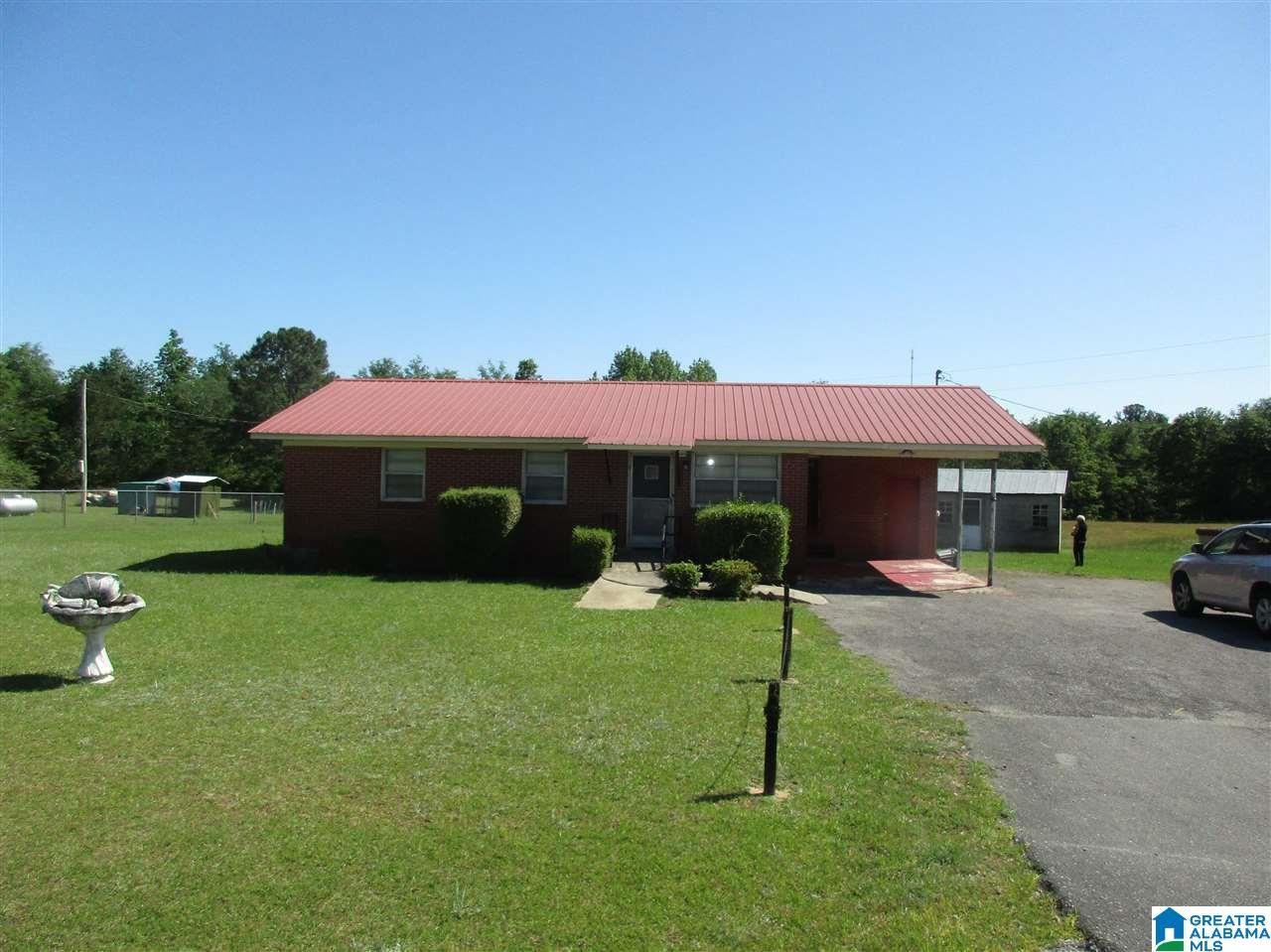 989 COUNTY ROAD 356, Clanton, AL 35045 - MLS#: 1284821