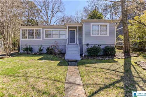 Photo of 1033 EDGEWOOD BLVD, HOMEWOOD, AL 35209 (MLS # 876827)