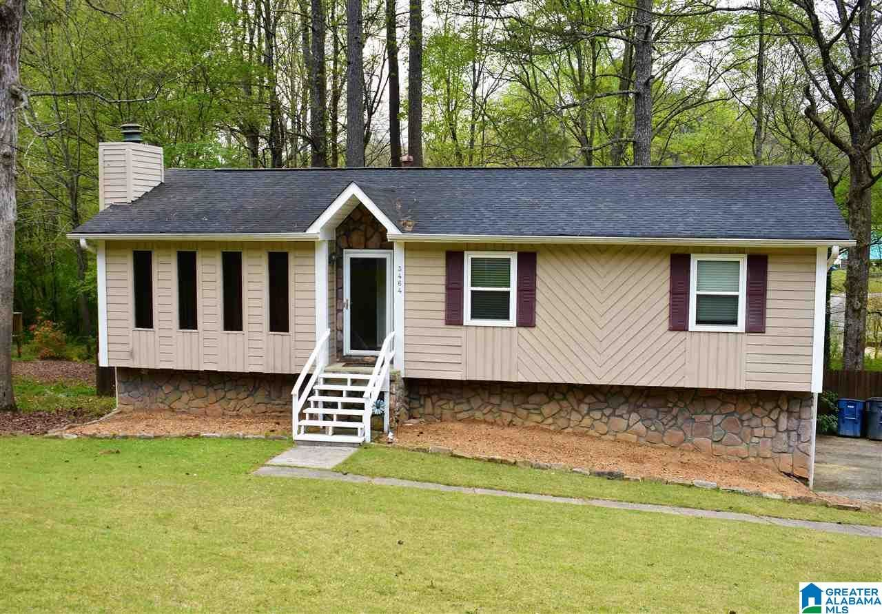 3464 PINEHURST ROAD, Trussville, AL 35173 - MLS#: 1280839