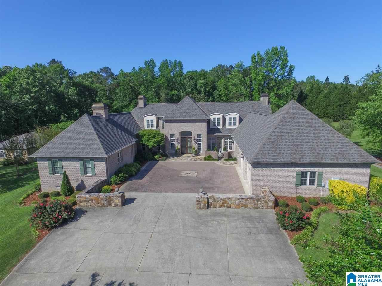 720 WOLF CREEK ROAD N, Pell City, AL 35125 - MLS#: 1284844