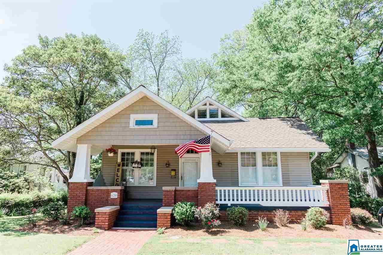620 HIGHLAND AVE, Anniston, AL 36207 - MLS#: 880860