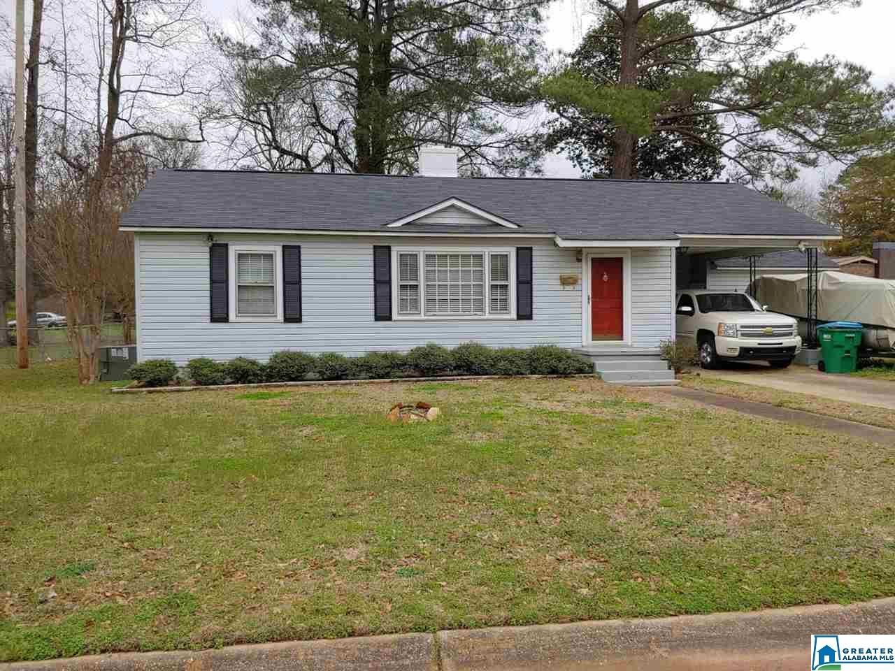 202 MEADOW LN, Sylacauga, AL 35150 - MLS#: 874864