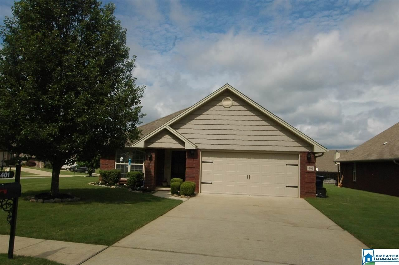 401 ROCK VIEW TRL, Maylene, AL 35114 - #: 884864