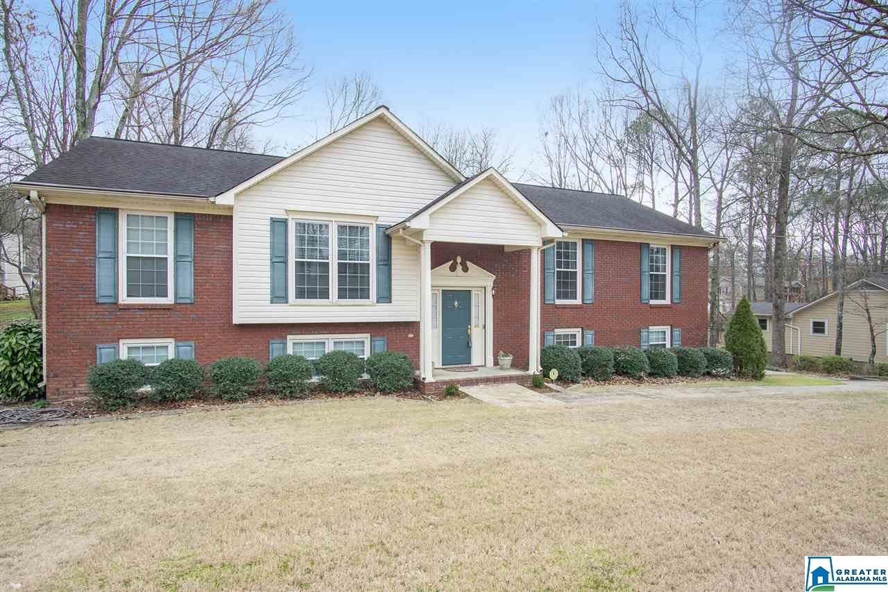 350 OAK LEAF CIR, Hoover, AL 35244 - #: 874867