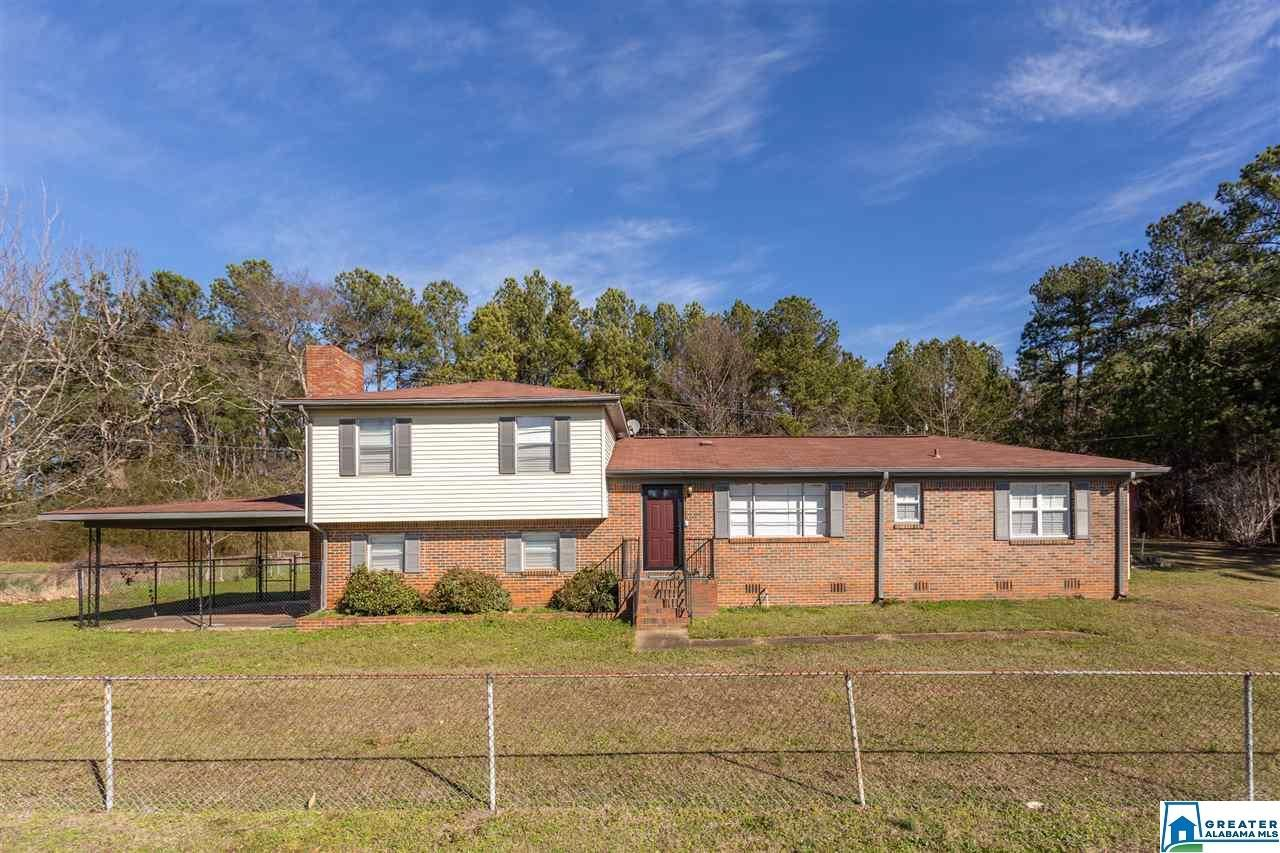 318 COVE ACCESS RD, Talladega, AL 35160 - MLS#: 872873