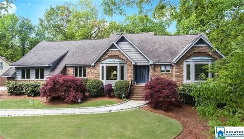 Photo of 1215 LAKE FOREST CIR, HOOVER, AL 35244 (MLS # 876902)
