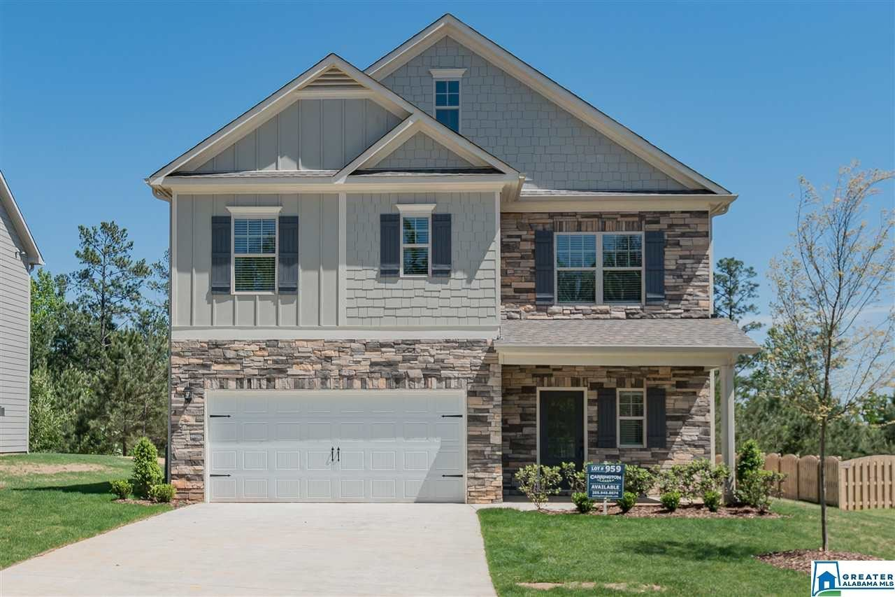265 LAKERIDGE DR, Trussville, AL 35173 - #: 865907