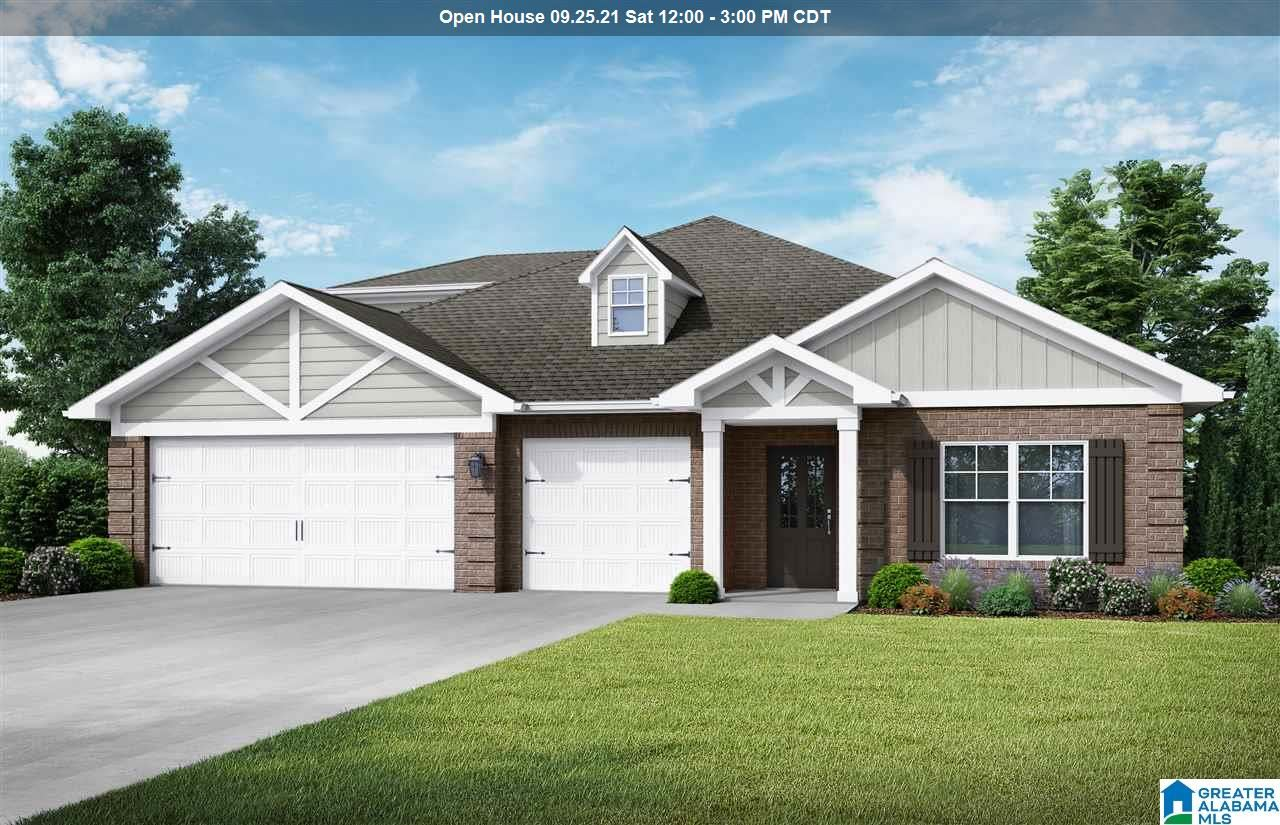 6177 WOODBROOK LANE, McCalla, AL 35111 - MLS#: 1282910