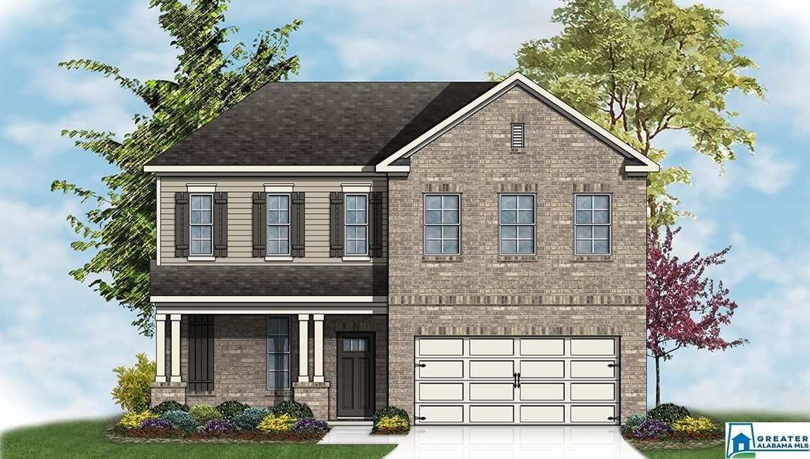7157 PINE MOUNTAIN CIR, Gardendale, AL 35071 - MLS#: 879922