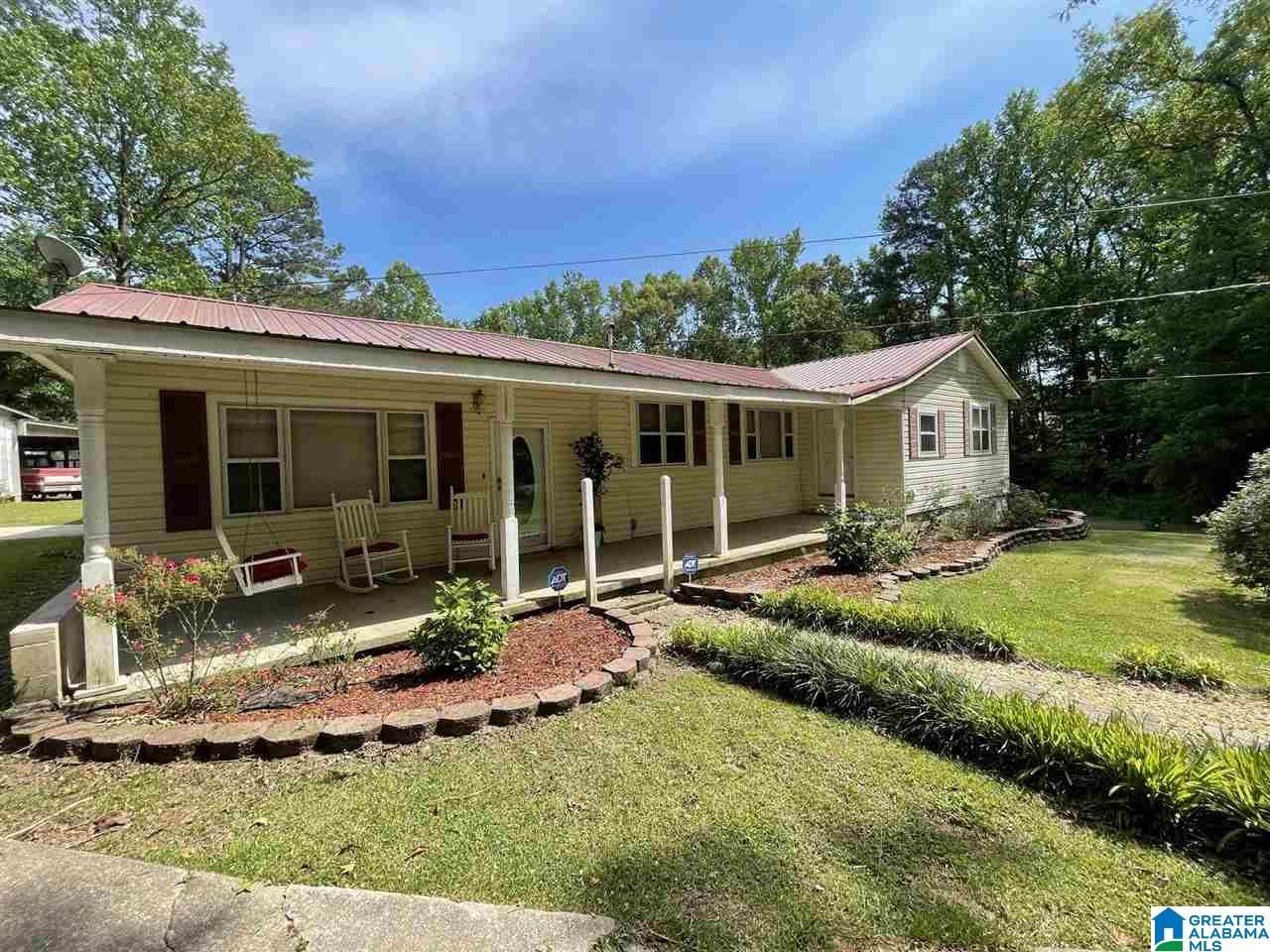 6233 SWANN ROAD, Mount Olive, AL 35117 - MLS#: 1284935