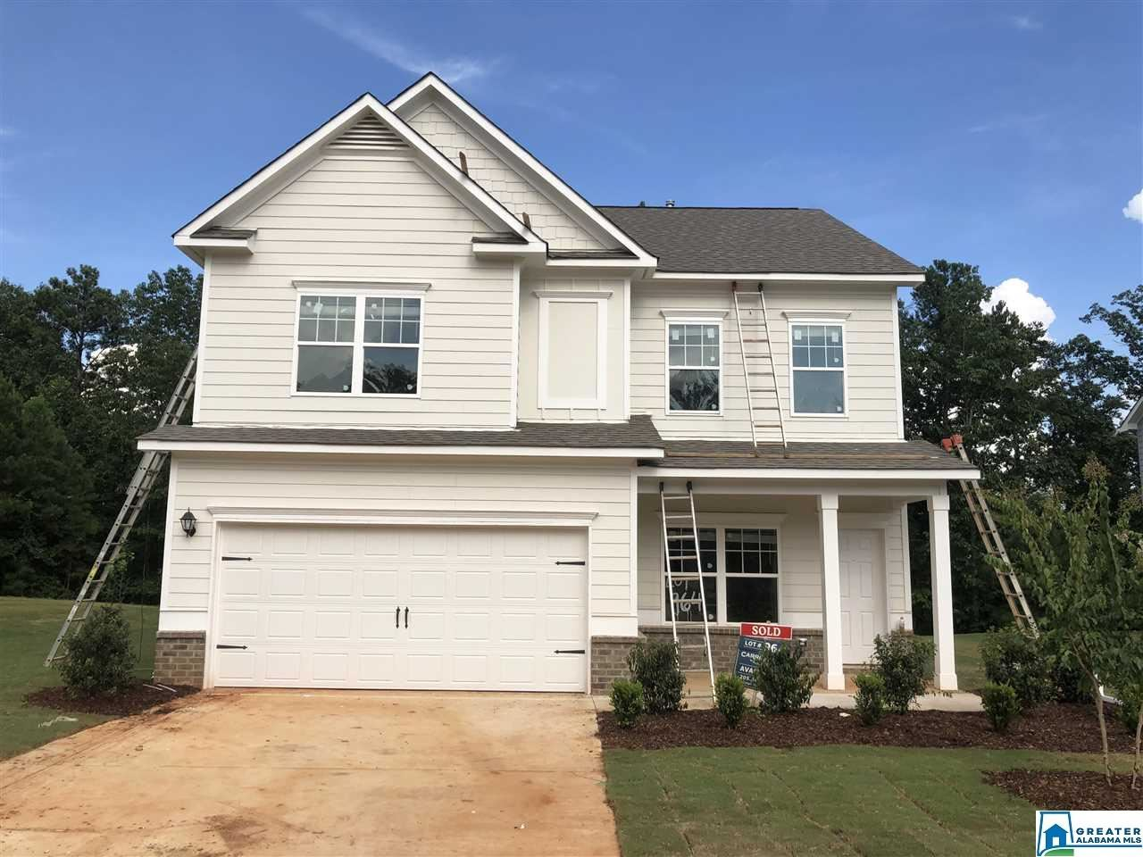 335 LAKERIDGE DR, Trussville, AL 35173 - #: 876936