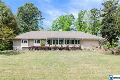 Photo of 3844 VALLEY HEAD RD, MOUNTAIN BROOK, AL 35223 (MLS # 878939)