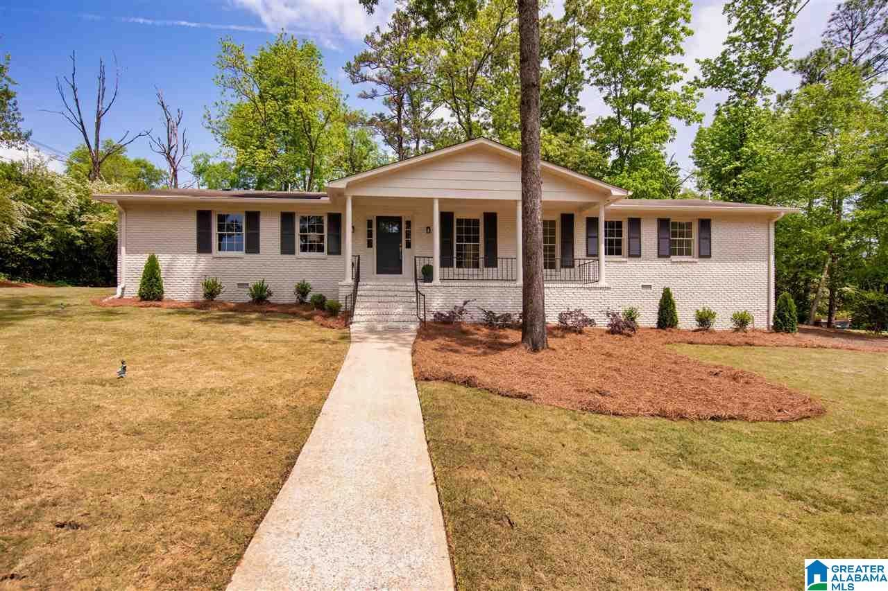 3808 SPRING VALLEY ROAD, Mountain Brook, AL 35223 - MLS#: 1283941