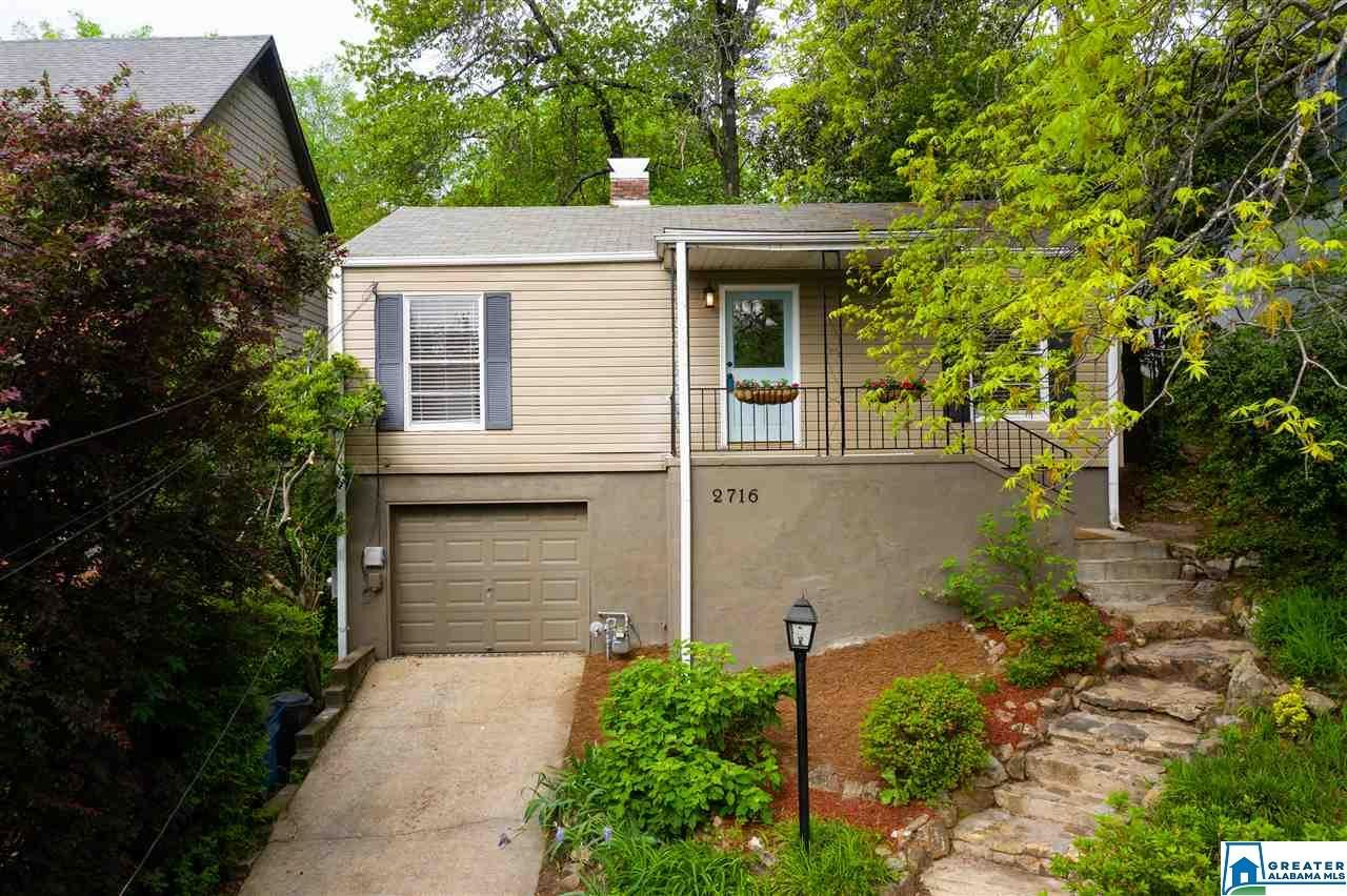 2716 16TH PL S, Birmingham, AL 35209 - MLS#: 879946