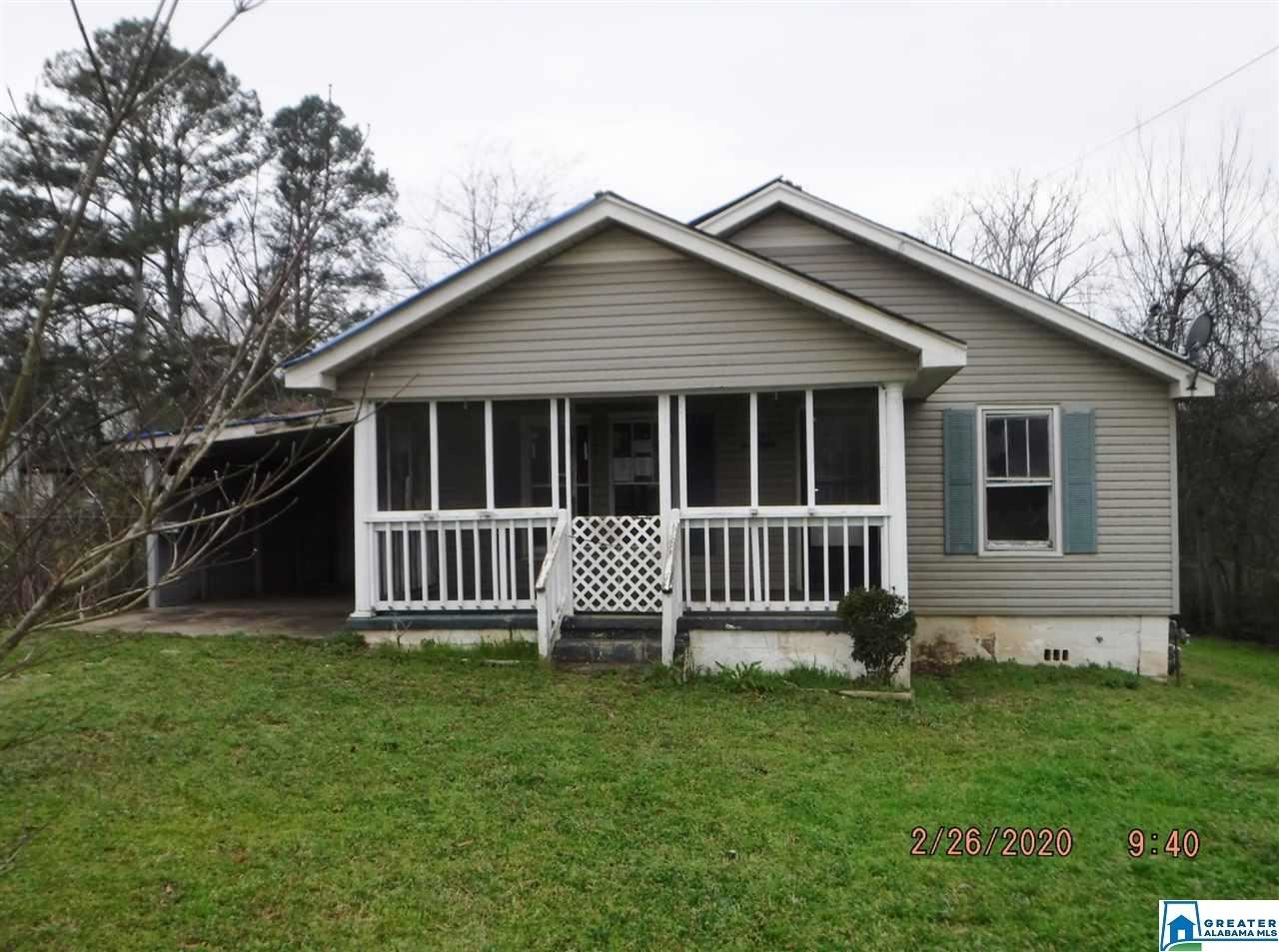 4314 WELLBORN AVE, Anniston, AL 36206 - MLS#: 877951