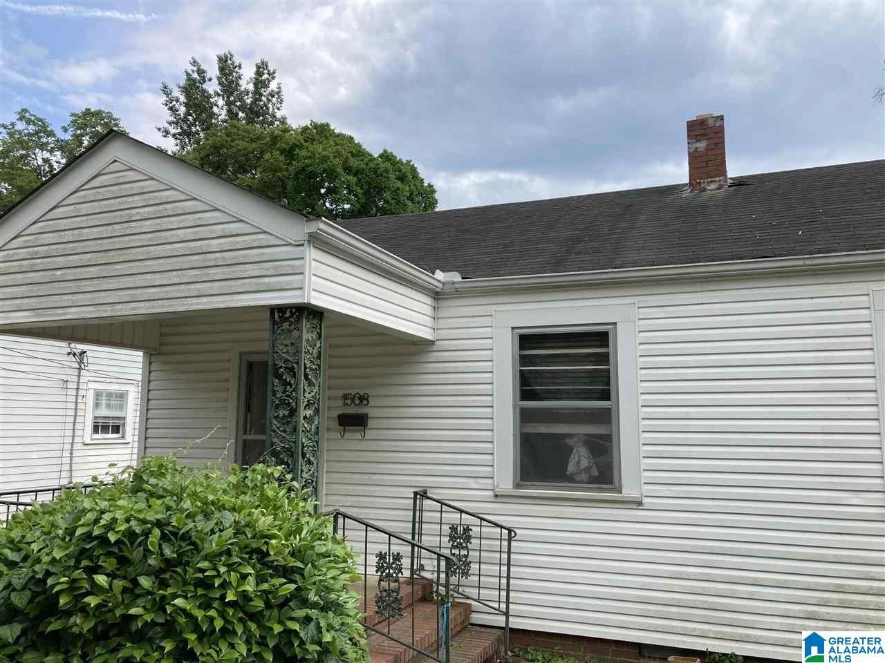 1508 E 10TH STREET, Anniston, AL 36207 - MLS#: 1286952
