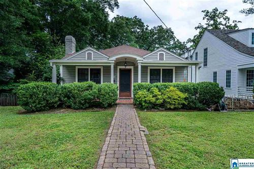 Photo of 319 WOODLAND DR, HOMEWOOD, AL 35209 (MLS # 883959)